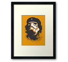 Che Guevara Trooper Framed Print
