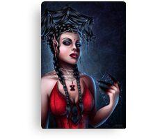 Deathweaver Canvas Print
