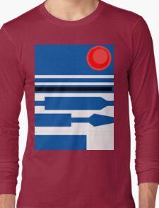 R2D2 Long Sleeve T-Shirt