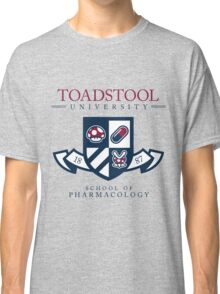 Toadstool University - Light Classic T-Shirt