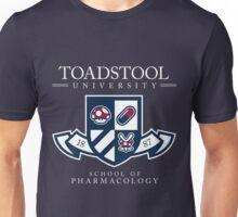 Toadstool University - Dark Unisex T-Shirt