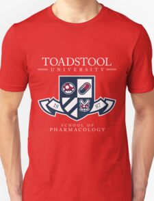 Toadstool University - Dark T-Shirt