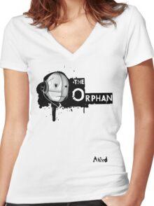 sneak peak Women's Fitted V-Neck T-Shirt