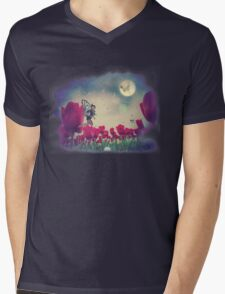 Fairy and Tulips 6 Mens V-Neck T-Shirt