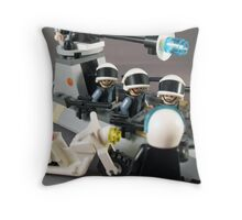 License And Registration Please... Throw Pillow