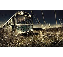 The Bus #0201 Photographic Print