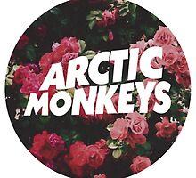 Arctic Monkeys by danosaurhowell-