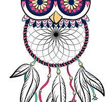 THE OWL by mutsurini