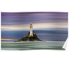 Fastnet Lighthouse Poster