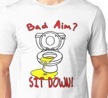 Pee Pee Shirt Unisex T-Shirt