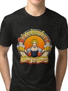 Oktoberfest Shirt Tri-blend T-Shirt