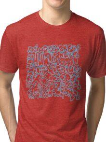 Words Tri-blend T-Shirt