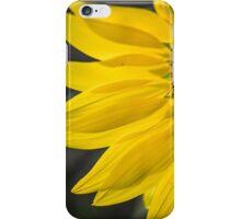 Beautiful Sunflower Closeup iPhone Case/Skin