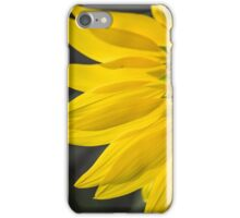 Beautiful Sunflower Closeup iPhone Case/Skin