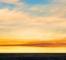 chinese skyline by Allan  Wilson