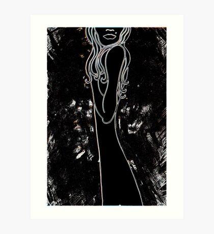 Seven Deadly Sins - Gluttony Art Print