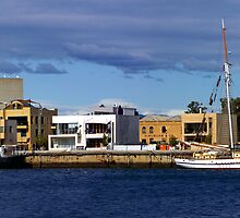 Port Adelaide, South Australia by John Mitchell