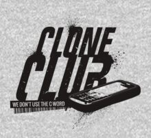 Clone Club (black) by mymeyer