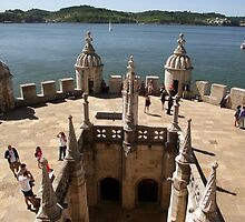 The View from Belem Tower by trish725