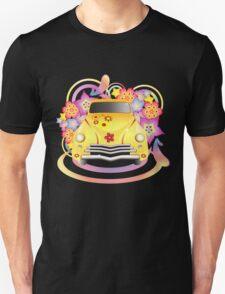 hippy car T-Shirt