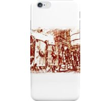 Roman army: the tortoise iPhone Case/Skin
