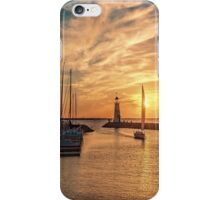 *And God made the two great lights—the greater light to rule the day and the lesser light to rule the night—and the stars**Genesis 1:16* iPhone Case/Skin