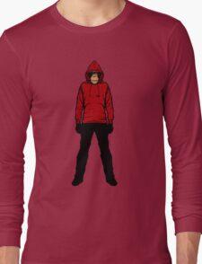 Hoodie Chimp Long Sleeve T-Shirt