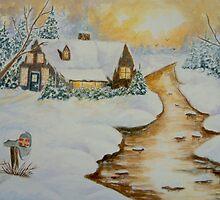 Twilight by Ilunia Felczer