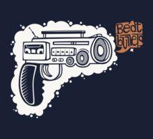 Music Machine Gun by iamsla