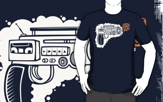 Music Machine Gun by iamsla