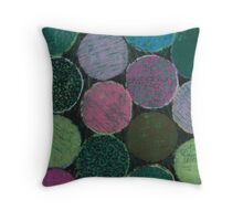 Untitled.( C#2/2000) Throw Pillow
