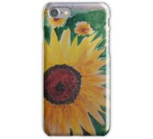 Provence Sunflowers iPhone Case/Skin