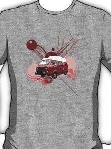 T3 Transporter Van (High Top) T-Shirt