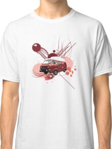 T3 Transporter Van (High Top) Classic T-Shirt