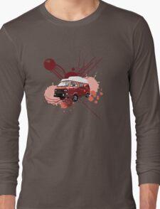 T3 Transporter Van (High Top) Long Sleeve T-Shirt