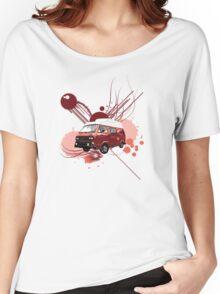 T3 Transporter Van (High Top) Women's Relaxed Fit T-Shirt