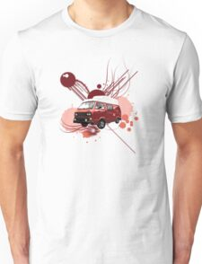 T3 Transporter Van (High Top) Unisex T-Shirt