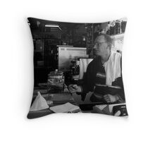 I Never Apologise...I'm Sorry... But That's Just The Way I Am...  Throw Pillow