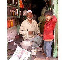 Spice Shop, Jodhpur, Rajastan, India Photographic Print