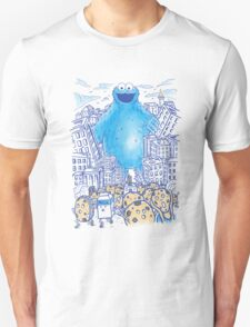 Moster In The City Unisex T-Shirt