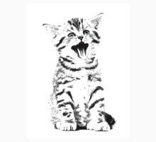 kitten One Piece - Short Sleeve