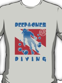 DEEP ONES DIVING T-Shirt