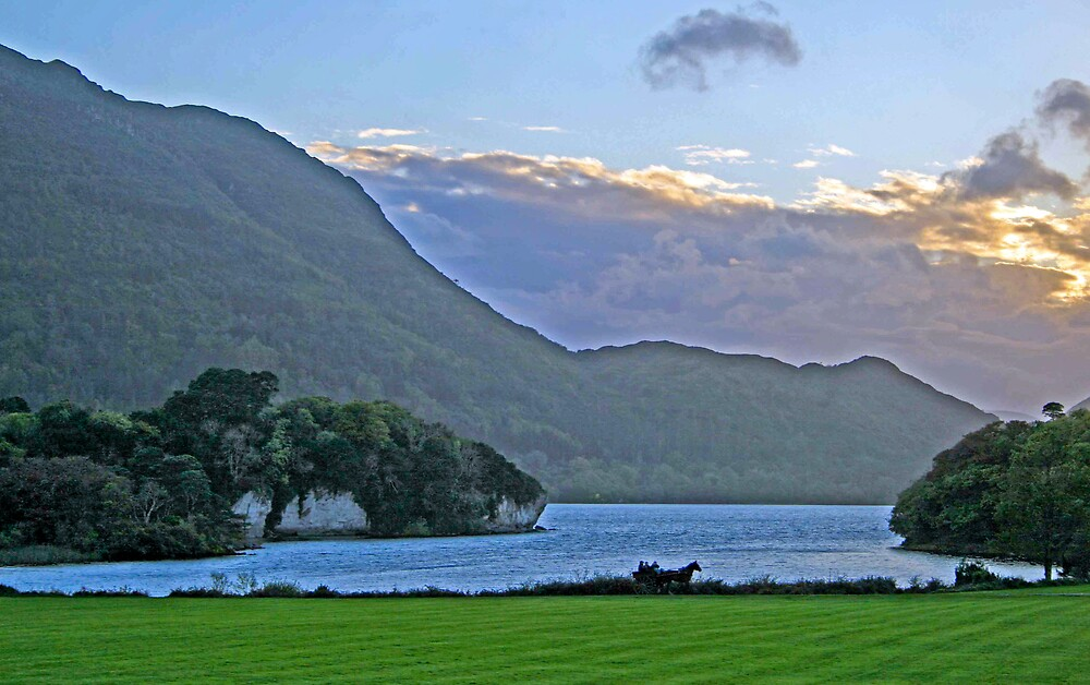 Lakes of Killarney by TonyQ