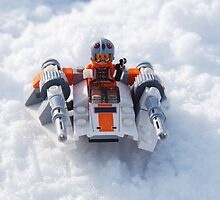 The Battle For Hoth by TeapotMysteries