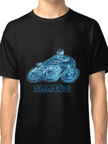 MOTORCYCLE ADDICT Classic T-Shirt