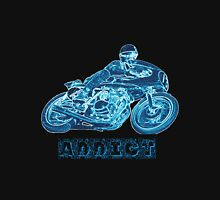 MOTORCYCLE ADDICT Unisex T-Shirt