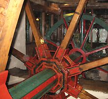 Ulverston millwheel by artwhiz47
