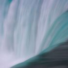 Smooth Niagara  by Elaine  Manley