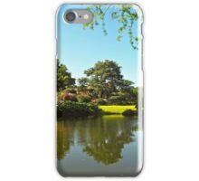 Villa at the Arboretum iPhone Case/Skin