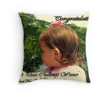 Good News Group Throw Pillow